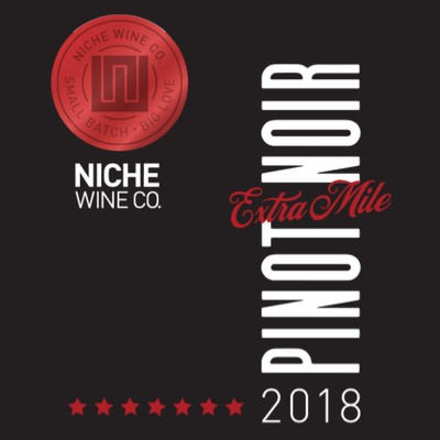 2018 Extra Mile Pinot Noir